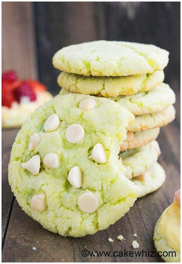 Key Lime Cookies Recipe From Scratch 3