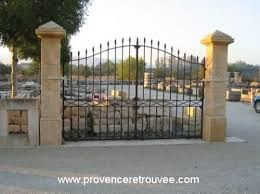 """Résultat de recherche d'images pour """"portail provençal"""""""