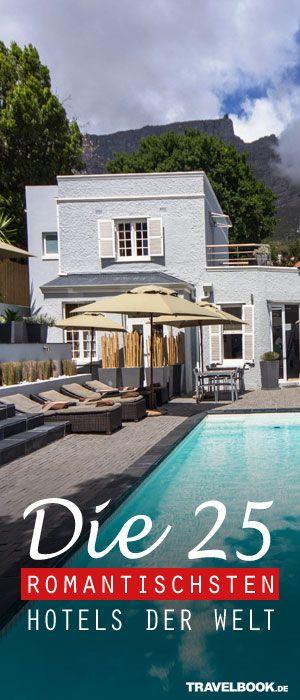 Von Urlaubern gewählt! Hier geht es zur Top 25: http://www.travelbook.de/europa/Von-Urlaubern-gewaehlt-Die-romantischsten-Hotels-der-Welt-601638.html