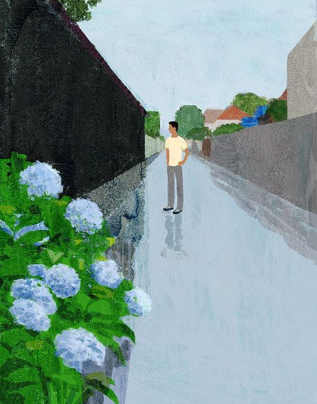 Tatsuro Kiuchi : The smell of rain