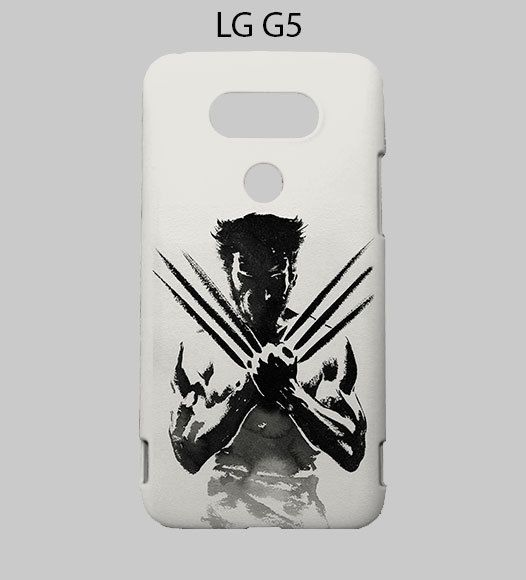 Wolverine X Men Marvel LG G5 Case Cover