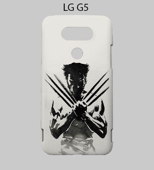 Wolverine X Men Marvel LG G5 Case Cover