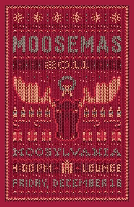 Moosemas   #ChristmasJumpers  via @tonyplcc
