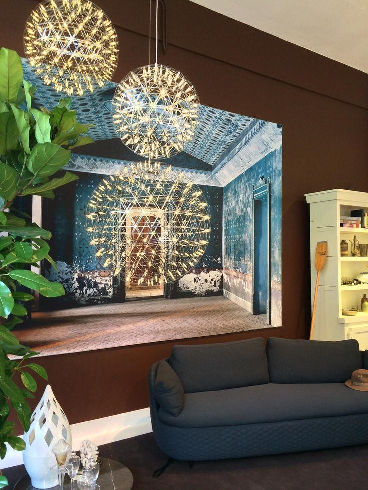 Raimond pendelleuchte von moooi led lichttechnik in schönster form ein kronleuchter für alle gelegenheiten