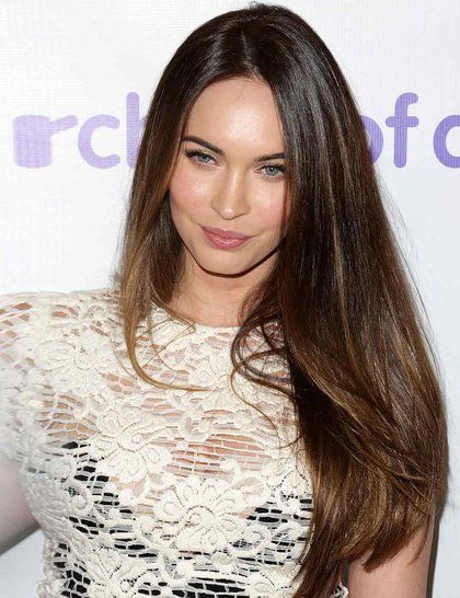hair haircuts for faces 34 best megan fox images on faces megan fox 5303