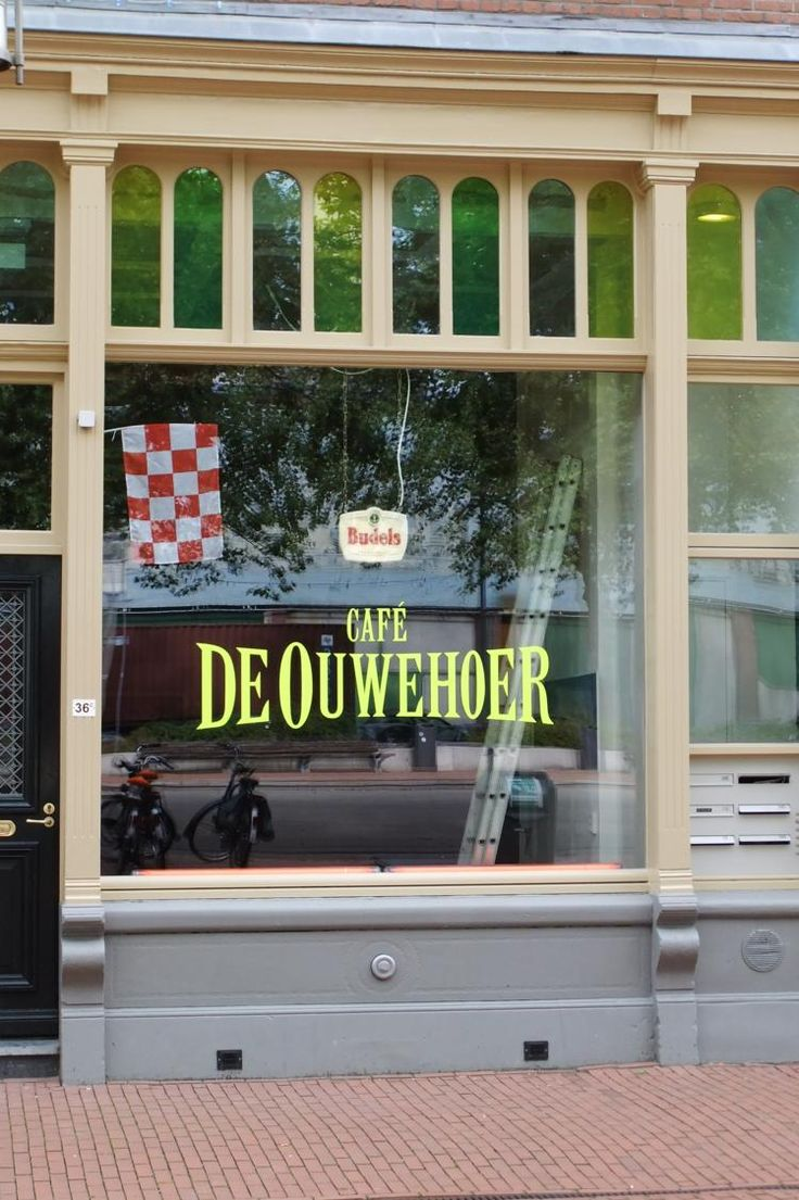 Delistraat, Katendrecht, Rotterdam Cafe The old whore
