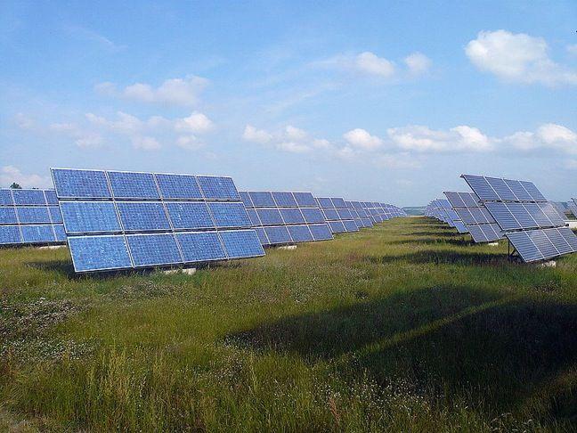 5 Great Green Initiatives In Germany Solar Farm Solar Solar Energy Diy