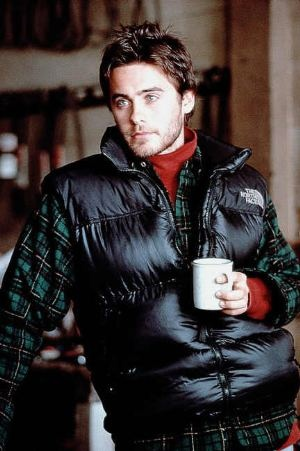 Can't beat Jared Leto in a North Face vest. http://bit.ly/zjXLCV