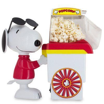 Smart Planet Snoopy Popcorn Popper Maker