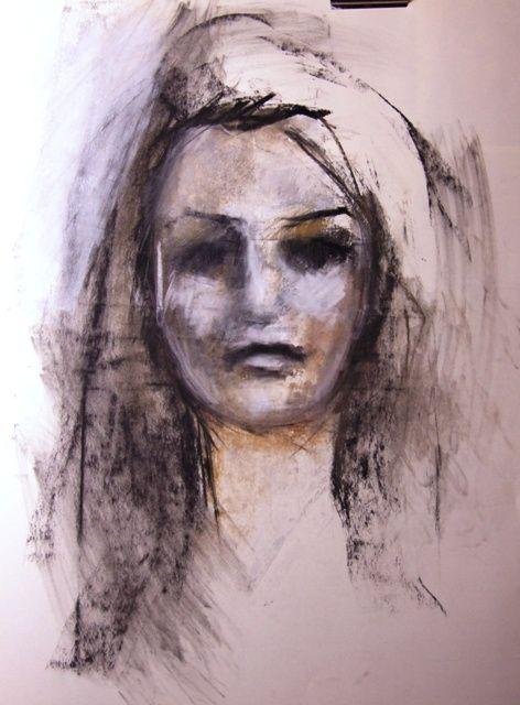 Life drawing day - Gillian Lee Smith