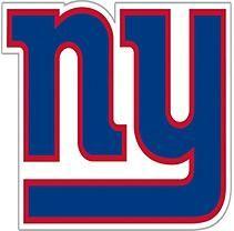 NFL New York Giants Window Film