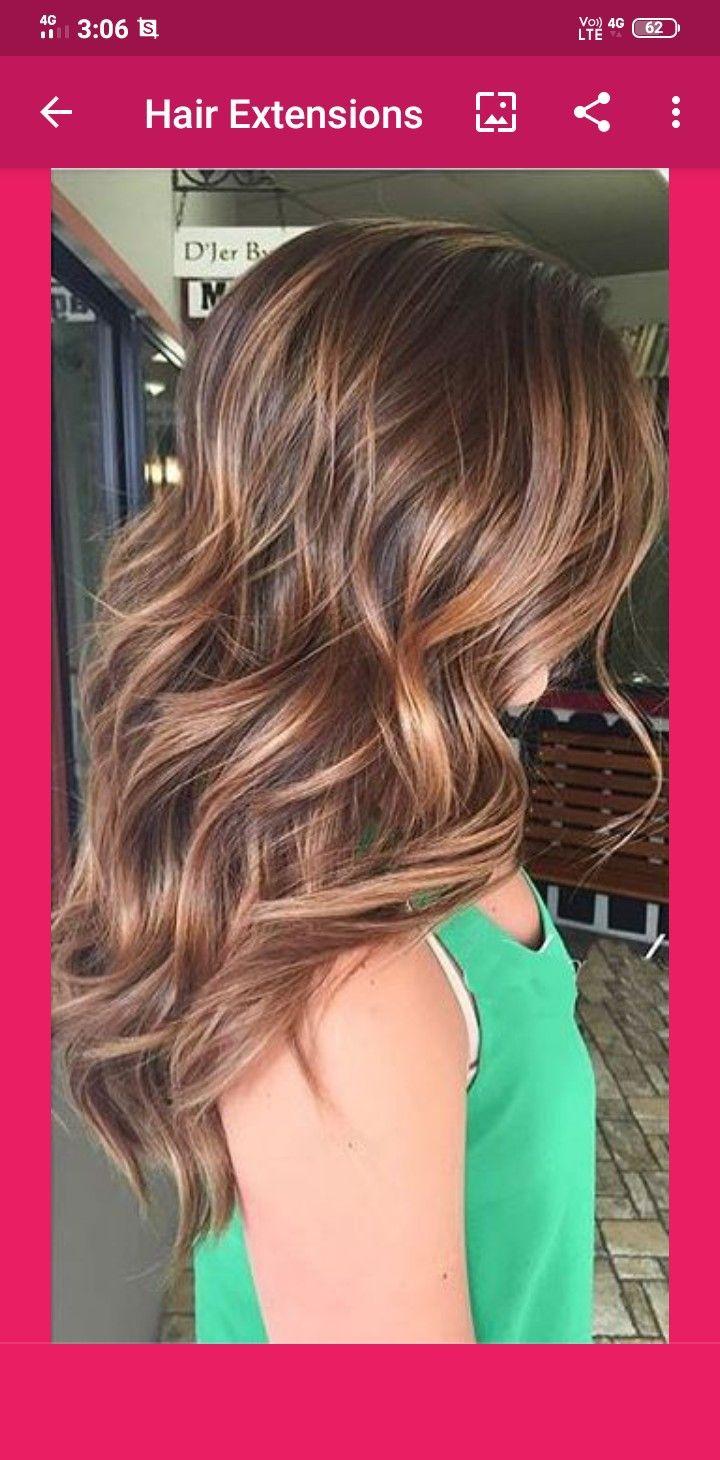 Pin By Alia Maisarah On Hair Girl In 2020 Brunette Hair Color Carmel Hair Color Low Maintenance Hair
