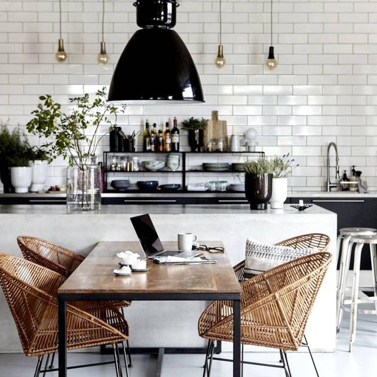 Les 5 idées canons à piquer à cette cuisine pleine d'astuces