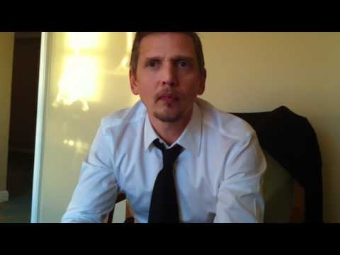 Barry Pepper talks about his movie True Grit