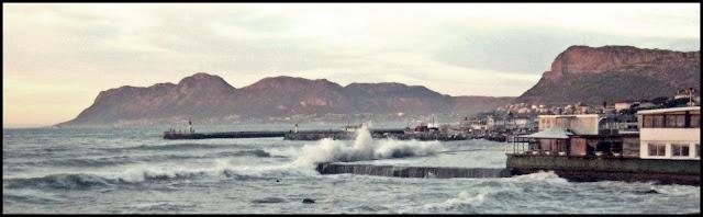 Brass Bell, Kalk Bay, Cape Town