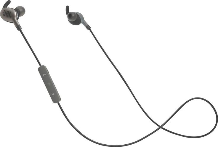 JBL - Everest 110 Wireless In-Ear Headphones - Gunmetal (Grey)