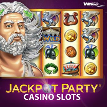 Play your favorite REAL life casino slot machines for free! JACKPOT PARTY® CASINO is the only place where you can play for fun on WMS slots like ZEUS™ II, ROME & EGYPT®, SUPER JACKPOT PARTY®!  Slots include:  - Reel Rich Devil® - Jungle Wild - Kronos - Napoleon and Josephine™ - 50+ WMS total slots