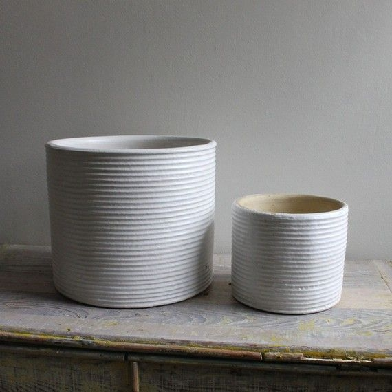 MCM Simple Form Pottery / Planter
