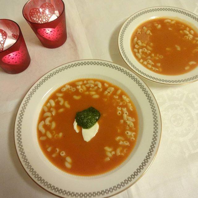 Edel's Mat & Vin : Hjemmelaget 'Toro' Tomatsuppe !!!