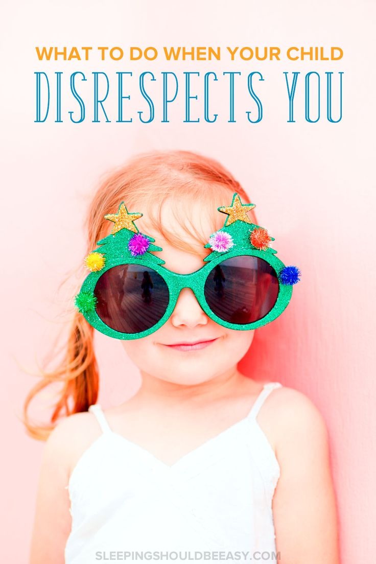 how children learn disrespect from their parents 2014-6-24 today i'm sharing 10 valuable qualities that children can learn by their parents example let me tell you i was lucky to grow.