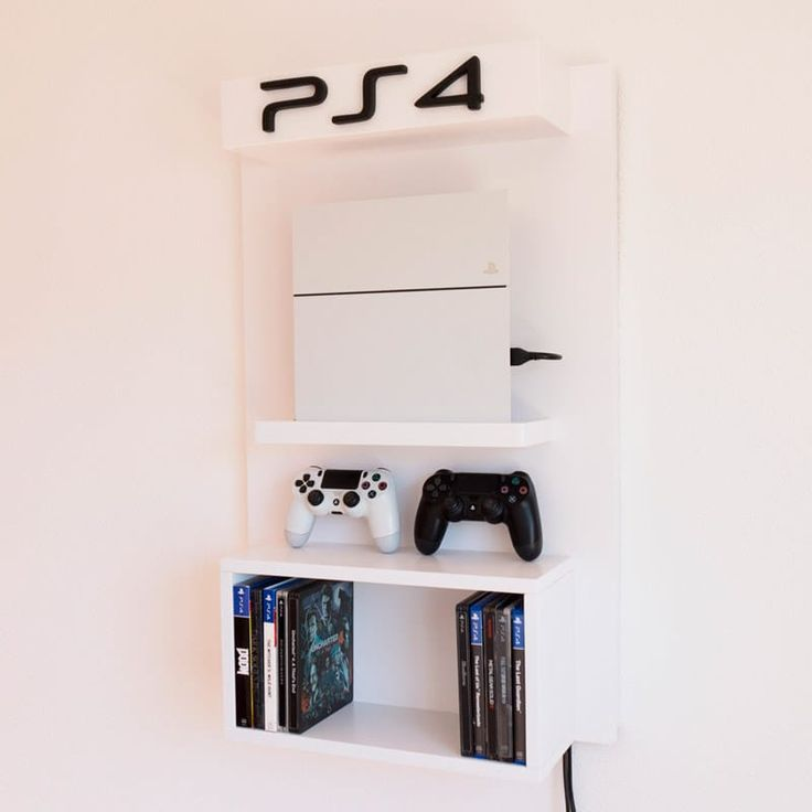 PS4 V2 Wall Mount