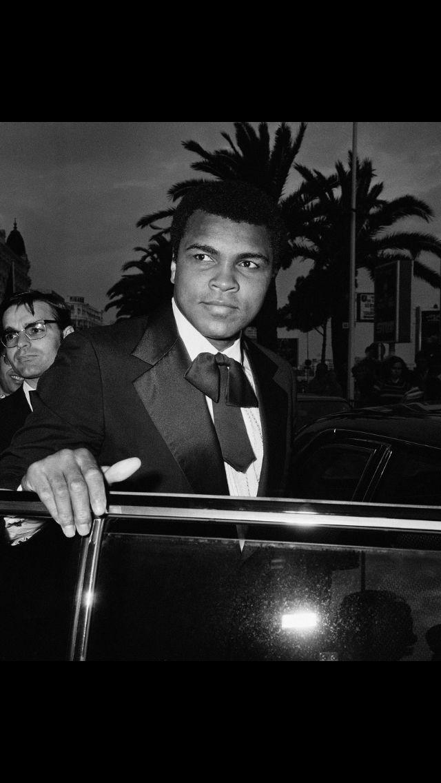 Pin on I am the GREATEST - Muhammad Ali
