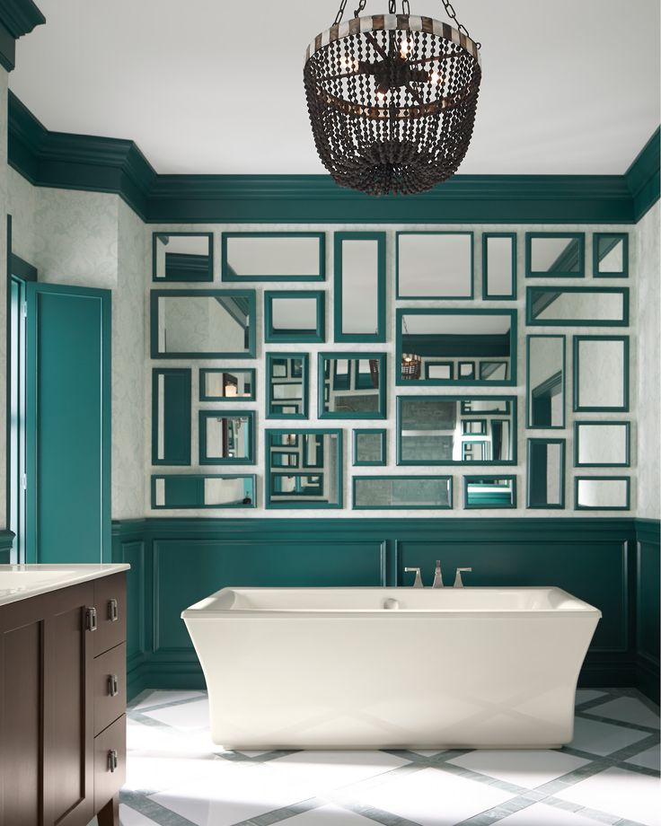 Daydream Believer A Freestanding Bath Creates Sculptural Focal Point In Space That Sports
