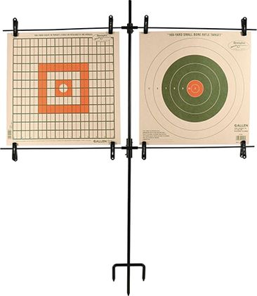 ALLEN CO INC Allen Paper Target Stand, EA