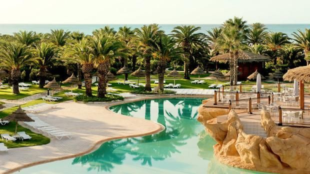 Hammamed, Hotel Sentido Phenicia