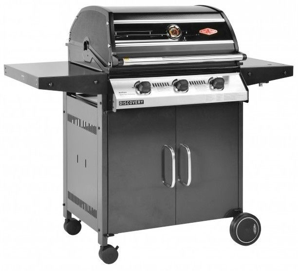 Beefeater Discovery 1000r 3 Burner Gas Grill Review Gas Grill Gas Bbq Propane Gas Grill