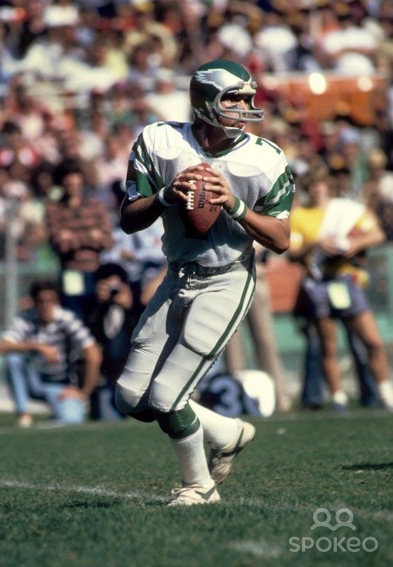 Ron Jaworski, Philadelphia Eagles