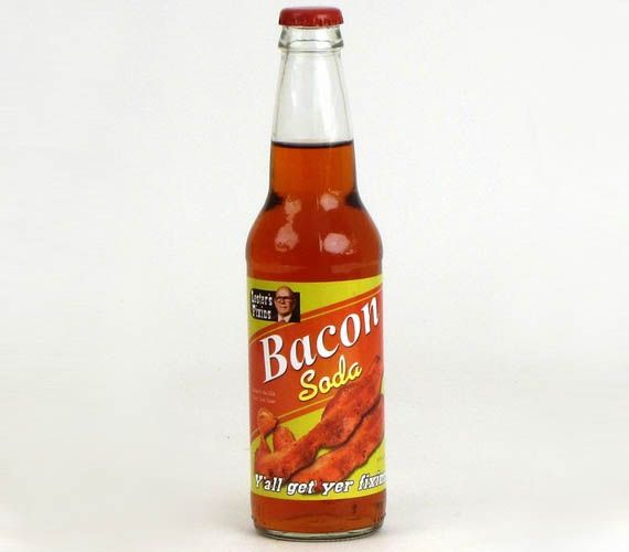 Bacon Soda | Cool Material