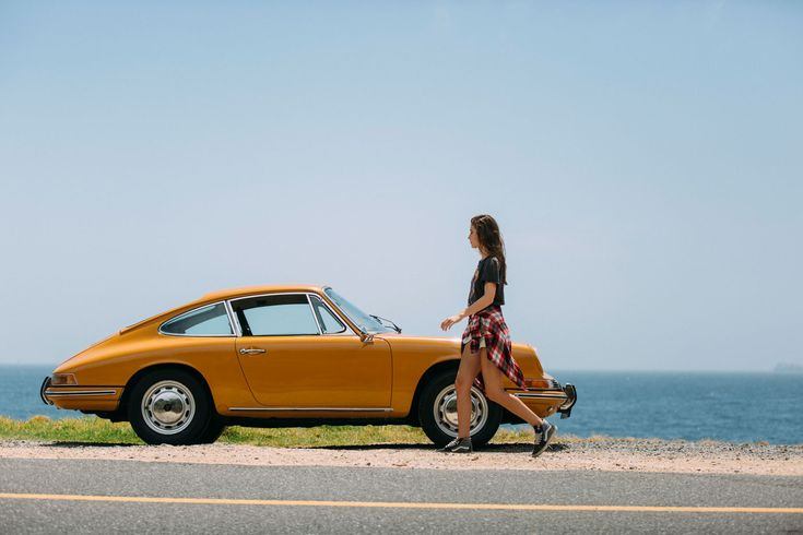 """With a few extra days to spare while on a corporate shoot in South Africa, I decided to stay a few extra days to cruise around Cape Town and take some time to complete personal work. Thanks to my assistant, I ended up with this beautiful """"pumpkin"""", a 1968 Porsche 912."""
