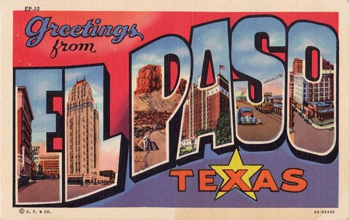 Vintage El Paso