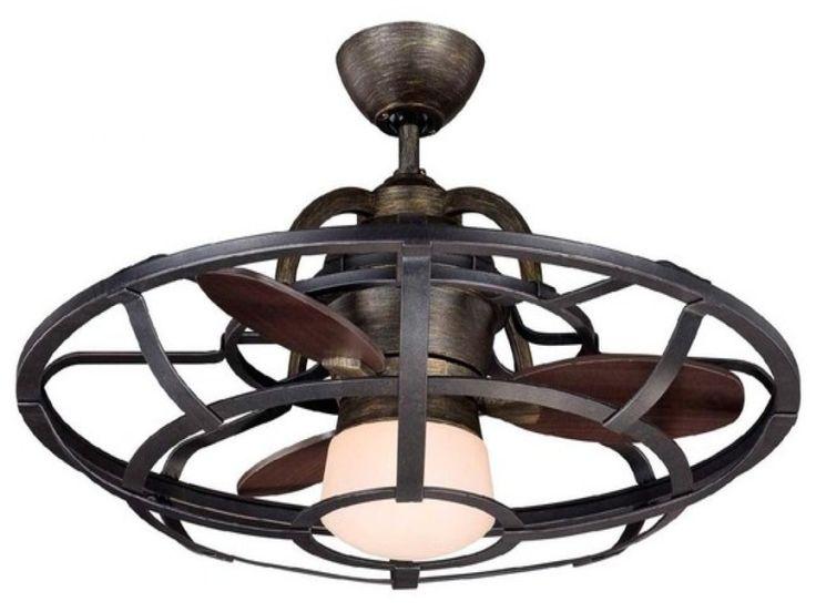 Bathroom ceiling fan light