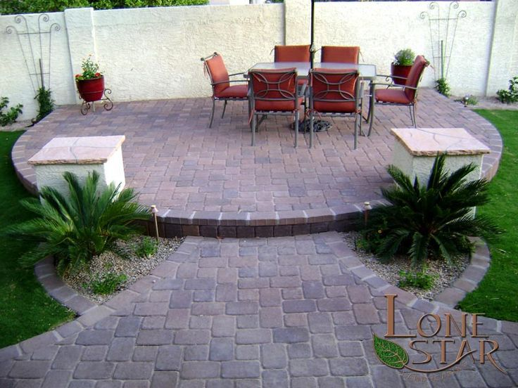 Belgard Paver Stone Patio In Scottsdale Az Www