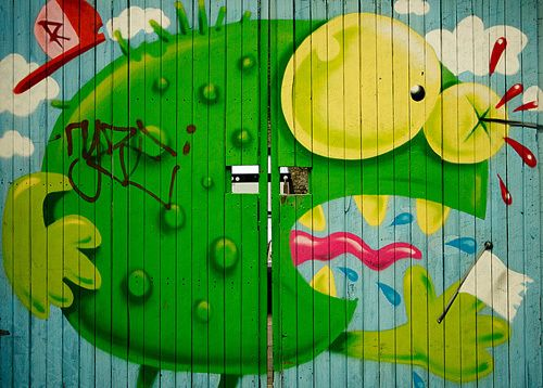 Green Man Art Print by Keri Bevan at King & McGaw