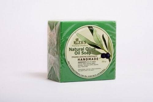 Rizes Crete - Natural Olive Oil Soap / 200 gr