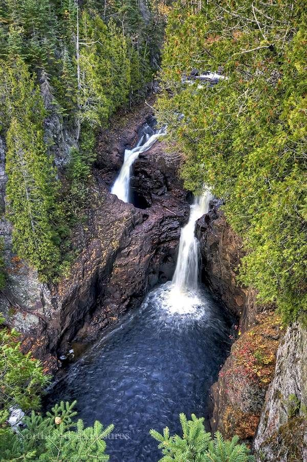 8 Waterfalls You Can't Believe Are In Minnesota