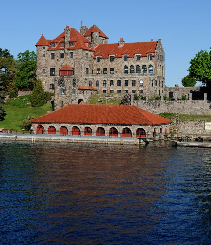 Singer Castle ~ Thousand Islands, New York