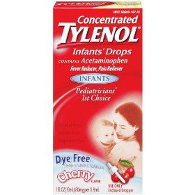Baby tylenol this might be helpful :-)