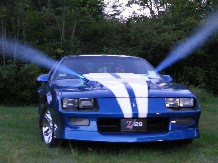 1986 Camaro SS