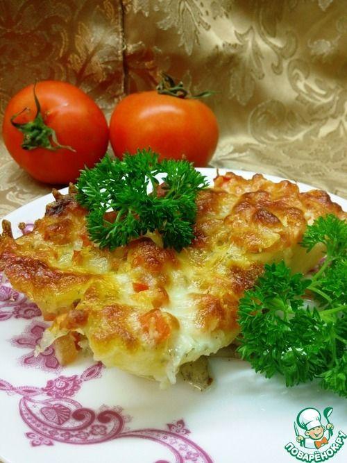"""Картофель """"Объедение"""" - кулинарный рецепт"""