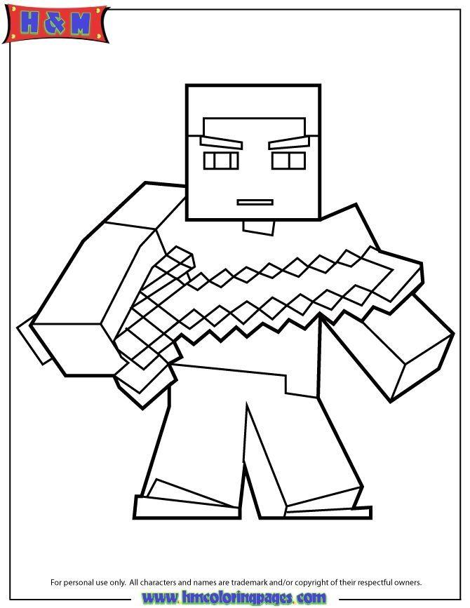 30 Zombie Coloring Pages Unique Minecraft Coloring Pages Coloring Pages Minecraft Steve