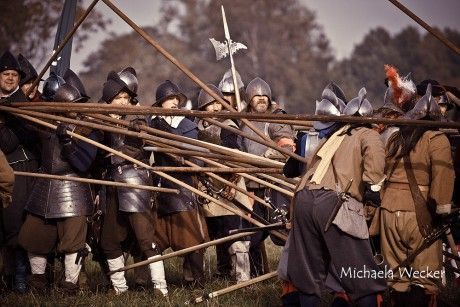 MICHAELA WECKER Photography - Fotoalbum - Vojenská historie - Třicetiletá válka - Slag om Grolle 2012 - SoG_2012_024