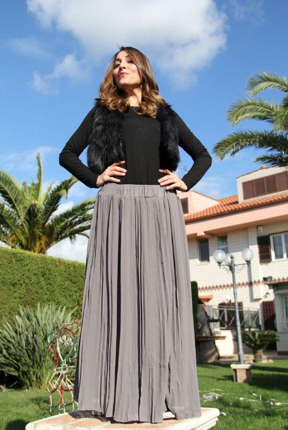 Ciao ragazze, un nuovo post sulle gonne lunghe vi aspetta sul mio blog se volete www.claudiasartorelli.itun bacio