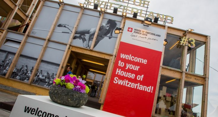 house of Switzerland ZH 2014