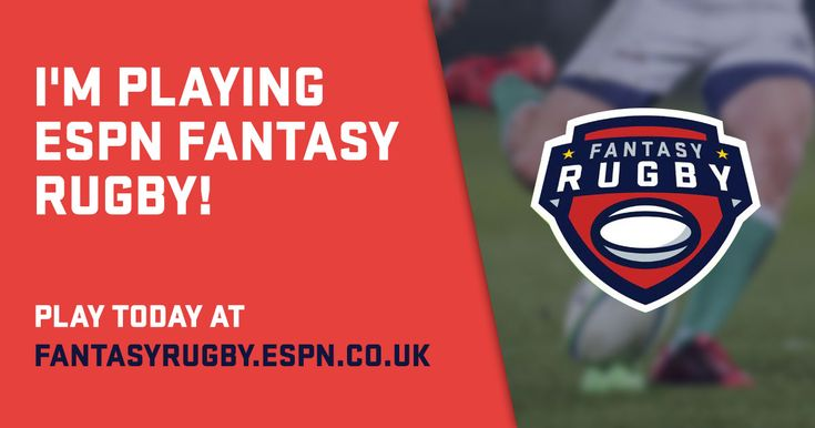 i am playing espn fantasy rugby 2018 come and take me on