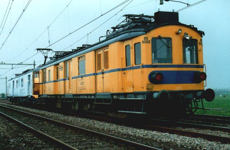 nederlandse treinen - Mat 24 Meettrein Jules