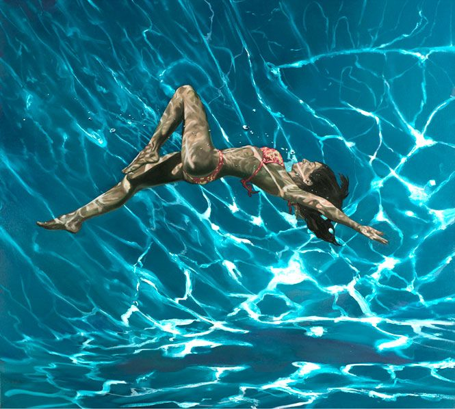 "Gallery Henoch - Eric Zener, Archway, Oil on Canvas, 54"" x 60"""